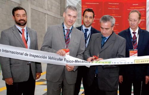 Memoria del seminario internacional inspección vehicular físico-mecánica