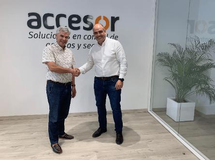 Ibergex apunta al mercado de Accesos con ACCESOR